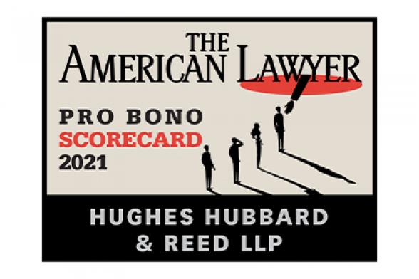 Am Law Pro Bono 2021 420X280